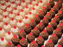 "His and hers! (Sweet Carolina ""The Art of Cake"") Tags: wedding cookies cake brasil design cupcakes saopaulo casamento doces bolos lembrancinhas minibolos sweetcarolina"