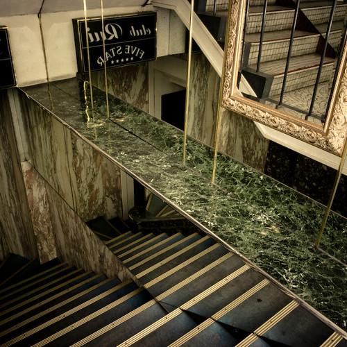 Stair Stair Down Down