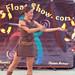 marcela gomez of fire float show in bascherdeis at vernasca piacenza