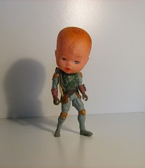 'Baba' Fett (Kelvin64) Tags: fiction baby kids toy toys star george back kid babies attack jeremy science lucas collection collections return clones empire jedi scifi kenner boba wars collectables strikes episode collectable pastime fett the bulloch pastimes
