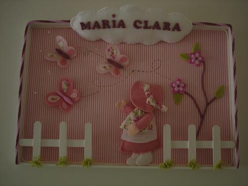 Para esperar Maria Clara!