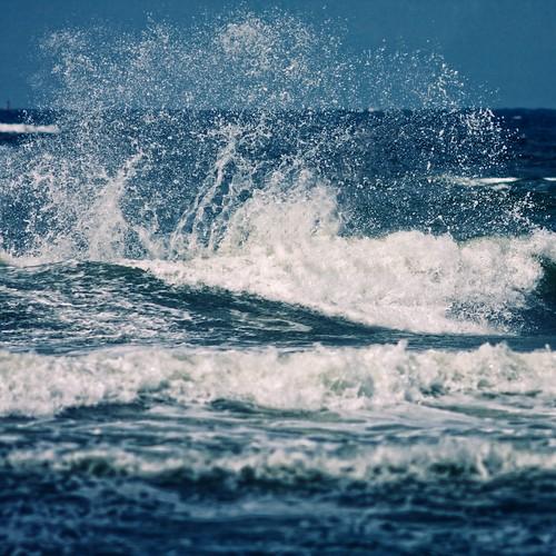 フリー写真素材, 自然・風景, 海, 波, ドイツ,