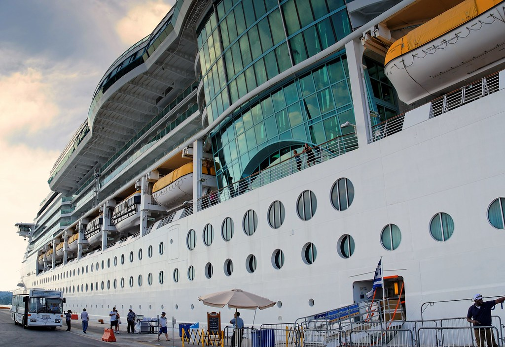 Brilliance of the Seas, Corfu