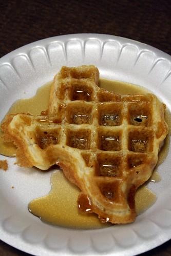 Texan Waffle
