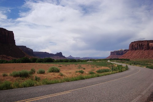 Road to Canyonlands