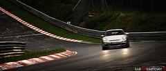 Approaching Wipperman.. (Luuk van Kaathoven) Tags: nikon 911 porsche van gt3 997 nordschleife nrburgring luuk wipperman d80 luukvankaathovennl kaathoven