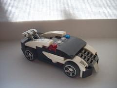 Bugatti Veyron Highway Patrol