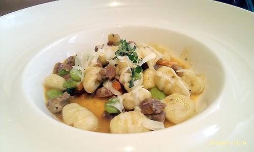 iL Lido - gnocchi with lamb ragout