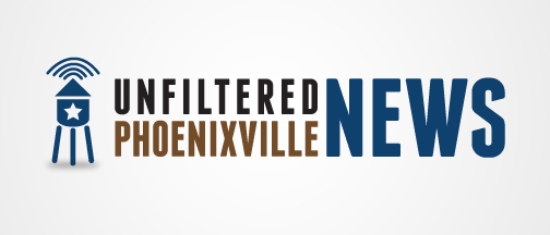 Unfiltered Phoenixville News Logo
