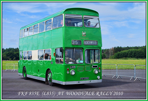 WOODVALE RALLY 2010 ~ ATLANTEAN,LIVERPOOL.