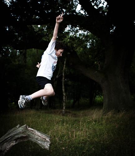 F jumping