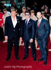 09-08-2010 - Dolph Lundgren Sylvester Stallone And Jason Statham @ The Expendables Premiere - (4491) (justin_ng) Tags: uk london square leicester leicestersquare premiere redcarpet theexpendables theexpendablespremiereleicestersquare
