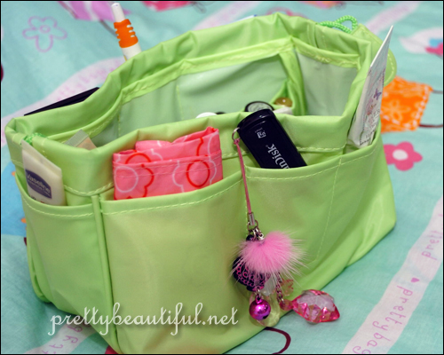 Guardian Bag Organizer side
