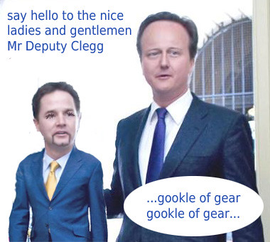 the amazing coalition Cam-Clegg