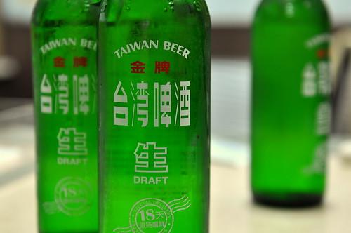 金牌台灣生啤酒18天