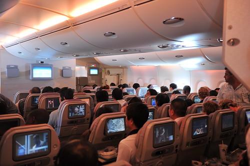 Travel economy class