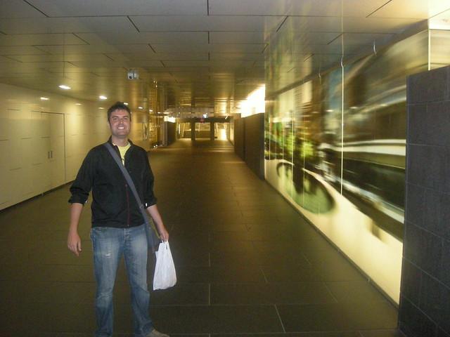 Pasillos subterraneos de Montréal