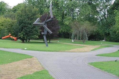 Bundesrasenschau im Skulpturenpark