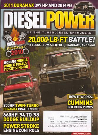 mpg fordf250 snowperformance dieselpowermagazine boostcooler