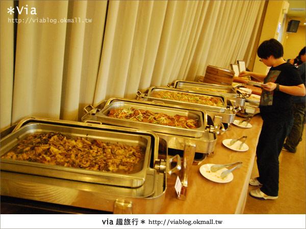 【新竹旅館】關西六福莊生態渡假旅館~餐食篇6