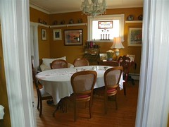 Lilac Inn B&B, Glovertown, Dining Room