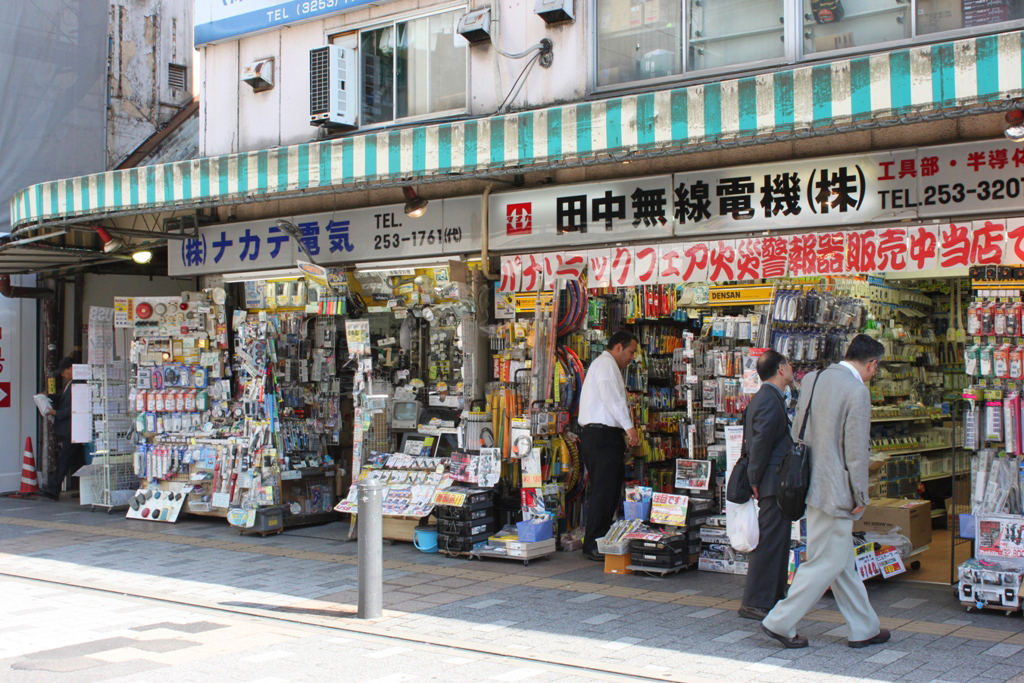 The art of the walk for gastronome in Kanda (68)