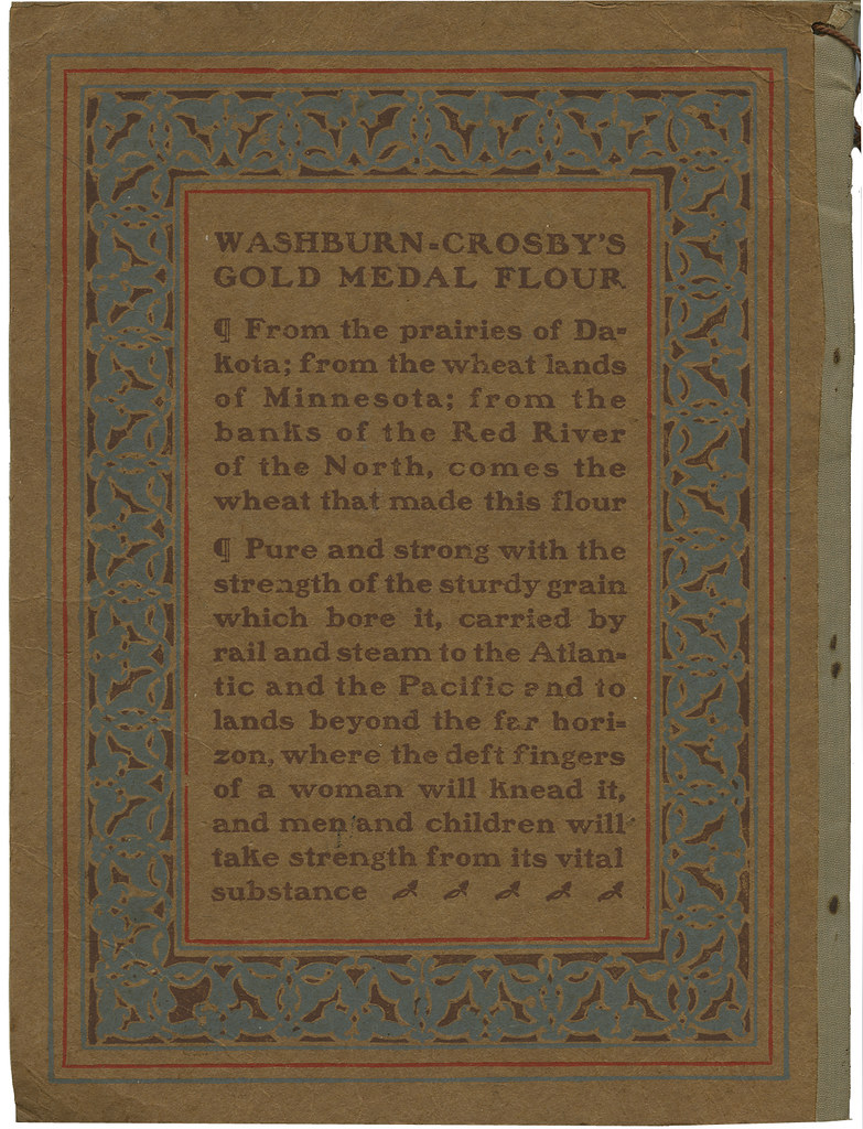 Gold Medal_bk_tatteredandlost