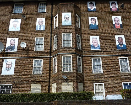 Samuel House Residents, Hackney