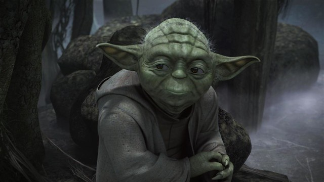 Star Wars Force Unleashed II Yoda