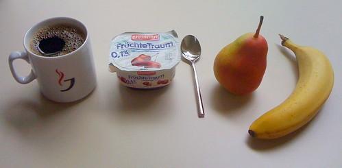 Früchtetraum, Birne & Banane