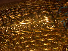 Var-9 (-Merce-) Tags: madrid espaa spain treasure tomb exhibition replica tumba semmel tesoro tut tutankhamen exposicion tutankhamun tutankhamon tutankamon artstation mmbmrs