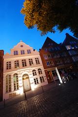 Lübeck, Buddenbrookhaus (photoArt) Tags: old night germany town mann lübeck buddenbrookhaus hansestadt buddenbrooks sigma1020