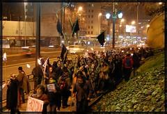 (todosnuestrosmuertos) Tags: libertad marcha mapuche huelga collio huelgadehambre presospoliticos velaton pei