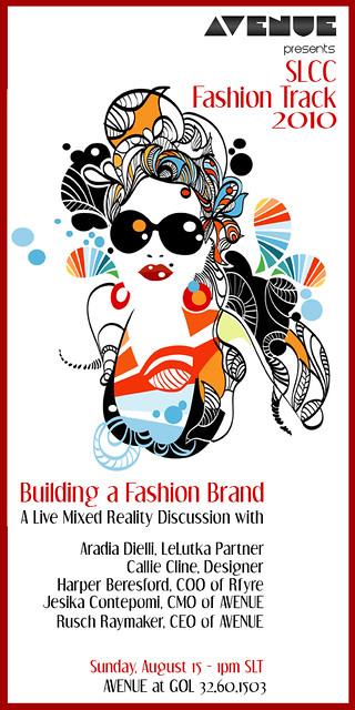 SLCC'10 Fashion Track