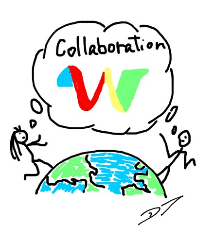 Collaboration leveraged by information technology