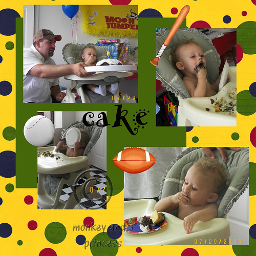 ethan first birthday page 3 with copyright