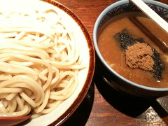 100810 三田製麺所(六本木)でつけ麺
