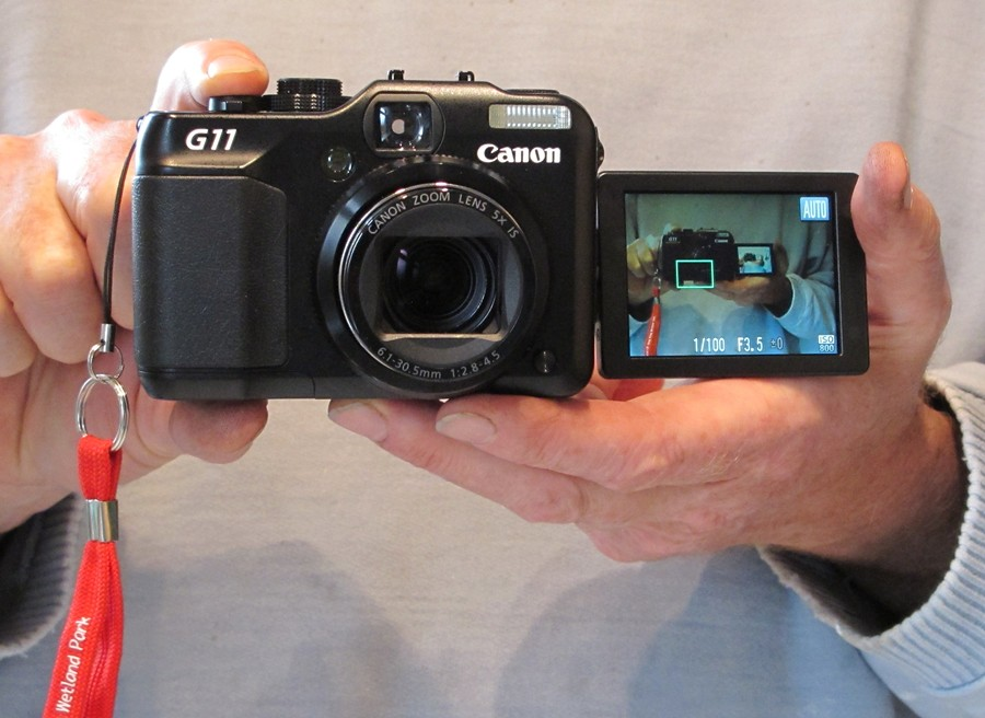 Canon G11 Review