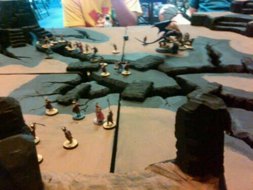 Easterlings vs Moria