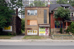 DSC_6038 v2 (collations) Tags: toronto ontario abandoned architecture highpark documentary vernacular streetscapes builtenvironment bloorstw urbanfabric