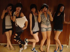 The W3T's comeback stage <333333 (Tn Mi Nam ) Tags: w3t wlvn wgsdanceteam