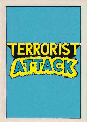 1 Terrorist Attack