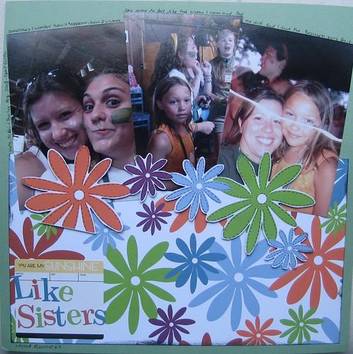 August C2P: Like Sisters