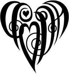 """""""CPODA"""" Heart Design"""
