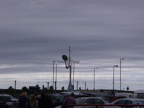 Airport of Prestwick - Glasgow