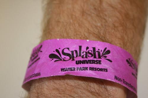 Splash Universe