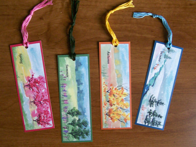 Nature Bookmarks Available Let S Paint Nature