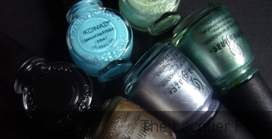 Konad Tips and Tricks Nail Polish Fauxnad Bundle Monster Stamping