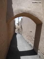 Yazd's Alley (IranMap) Tags: iran yazd iranmap iranmapcom کوچهایدریزد yazdsalley centreofzoroastrianculture