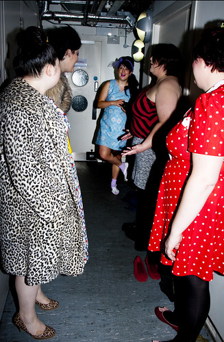 Big Bum Jumble fashion show